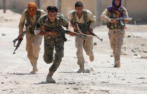 نبردهای سنگین میان ارتش سوریه و جبهه مقاومت علیه داعش