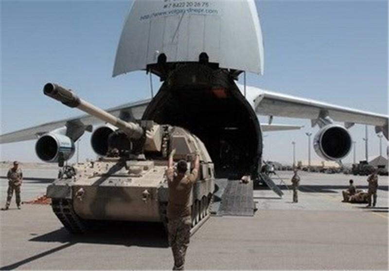 افزایش ۴۰ درصدی کمک نظامی آمریکا به اروپا برای بازدارندگی روسیه
