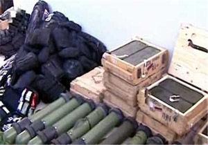 کارگاه تسلیحات شیمیایی داعش +عکس