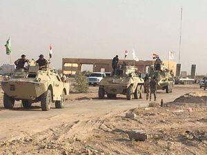 تحولات استان الانبار عراق؛ از خم شدن قامت داعش تا پاکسازی ۲۵ هزار کیلومتر مربع از مساحت اشغالی + نقشه میدانی و عکس