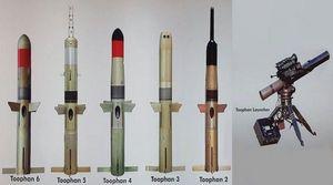اعلام رسمی دستیابی ایران به موشک ضد زره با سرجنگی «ترموباریک»/ ۷ عضو پر افتخار خانواده «توفان» تکمیل شدند +عکس