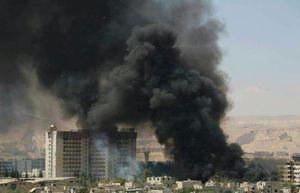 در غوطه شرقی دمشق چه خبر است؟/ جزئیات حملات ناکام تروریستها برای اشغال پایگاه نظامی ارتش سوریه + نقشه میدانی