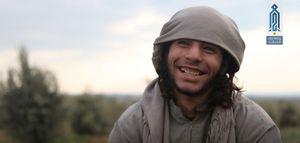 انتحاری ناکام القاعده در ادلب +عکس