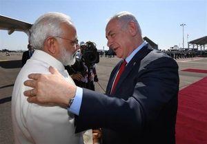 نتانیاهو در هندوستان دنبال چیست؟