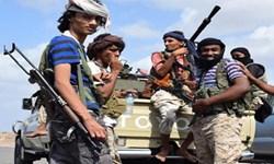 حمله عناصر مسلح تحت حمایت امارات به کاخ معاشیق در عدن