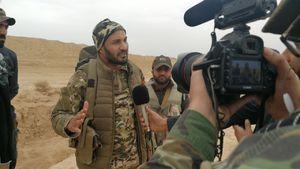 تروریستهای داعش در مناطق تحت تصرف نیروهای دموکراتیک کرد آموزش میبینند/ طرح جدید آمریکا در شرق رود فرات قطع ارتباط زمینی تهران – بیروت است + نقشه میدانی و تصاویر
