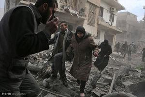 حمله روسها به آخرین پایگاه عربستان در سوریه