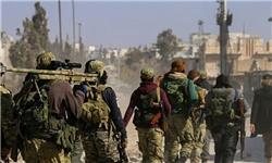استقرار هزاران تروریست در جنوب سوریه برای باز کردن جبهه جدید علیه نیروهای مقاومت