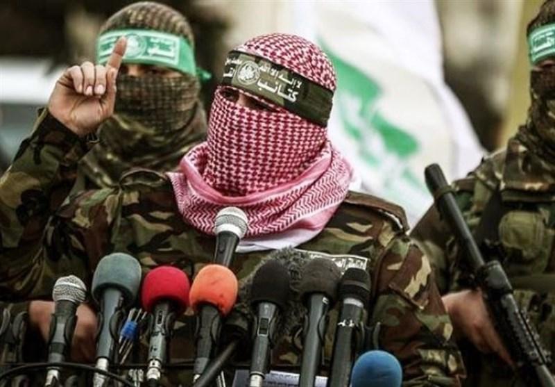 پیامهای رزمایش گردانهای القسام در غزه