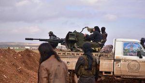 آخرین تحولات میدانی شمال سوریه دو هفته پس از درگیریهای سنگین میان تروریستها + تصاویر و نقشه میدانی