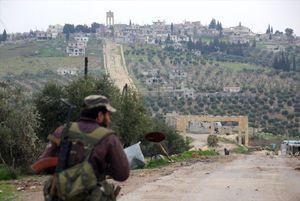۳۵ درصد از عفرین به اشغال نیروهای متجاوز ارتش ترکیه درآمد/ شهر راهبردی «الشیخ حدید» در آستانه سقوط + تصاویر و نقشه میدانی