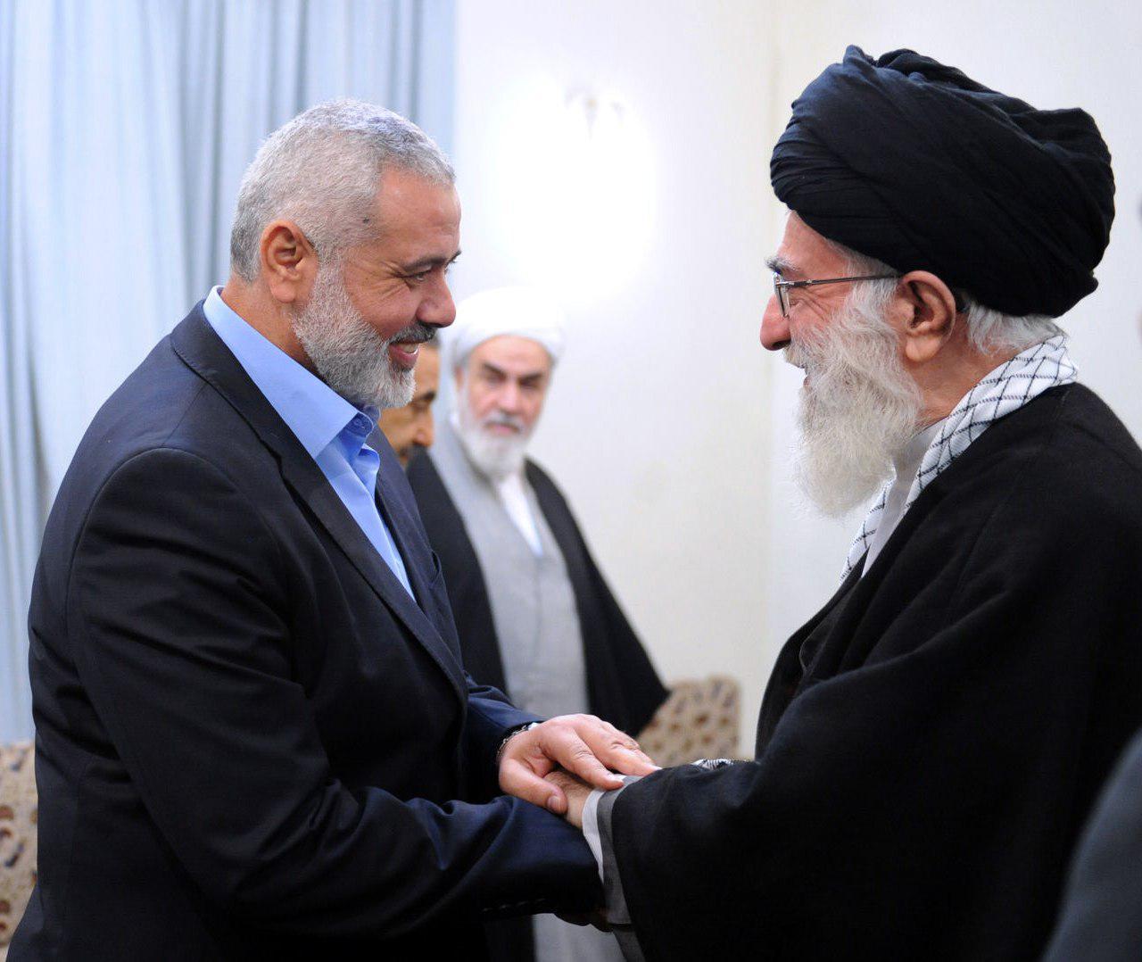 پاسخ رهبر انقلاب اسلامی به نامه رئیس دفتر سیاسی جنبش مقاومت اسلامی فلسطین(حماس)