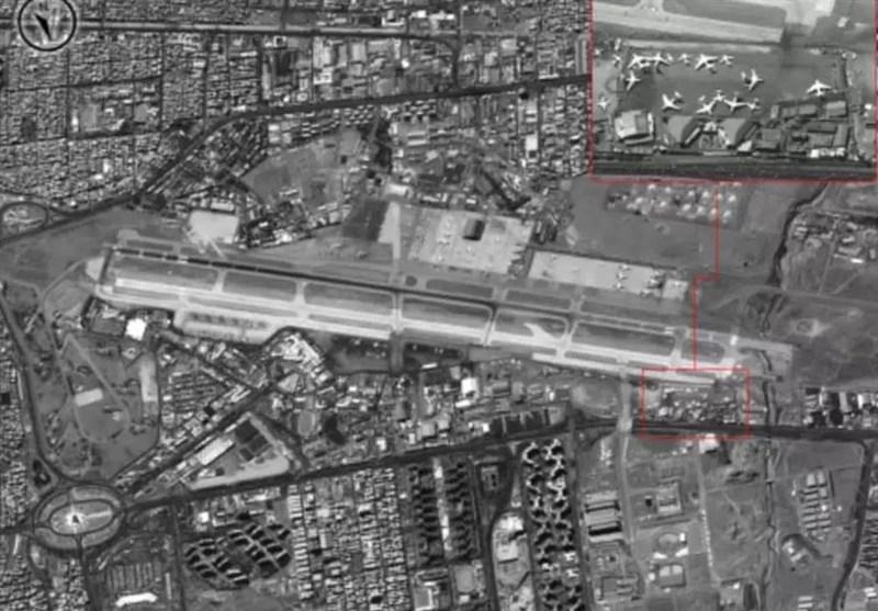 گزارش|گاف مشترک ارتش اسرائیل و بیبیسی درباره پایگاههای هوایی ایران در سوریه +تصاویر