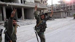 آخرین تحولات میدانی غوطه شرقی دمشق/ از شکست توافق در شهرک دوما تا اجرای سناریوی دروغین حمله شیمیایی+ نقشه میدانی