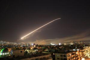 دلایل حمله موشکی اسرائیل به فرودگاه دمشق