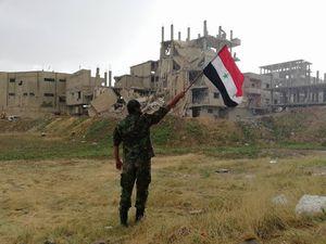 مقصد نیروهای ارتش سوریه پس از غوطه شرقی کجاست؟ +نقشه میدانی