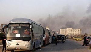 آخرین تحولات میدانی شمال شرق استان دمشق/ تروریستها در قلمون شرقی به دو تکه تقسیم شدند + نقشه میدانی