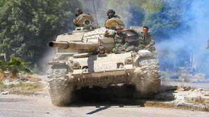 تداوم پیشروی ارتش سوریه در شرق «سویداء»/مقدمات عملیات نظامی در درعا فراهم است