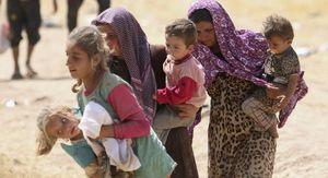 چرا داعشیها موقع مرگ چشمانشان به سمت آسمان است؟/ زنانی که دستهایشان شکسته، باید اعدام شوند!