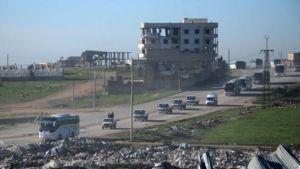 پاکسازی هزار و ۲۰۰ کیلومتر مربع از مساحت اشغالی مرکز سوریه/ خروح ۸ هزار تروریست از شمال حمص و جنوب حماه پس از ۷ سال جنایت + تصاویر و نقشه میدانی