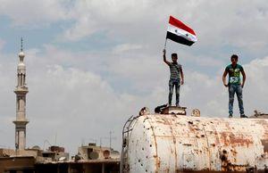 ساعت صفر عملیات «محور جنوبی» سوریه در سایه وحشت آمریکا و صهیونیسم