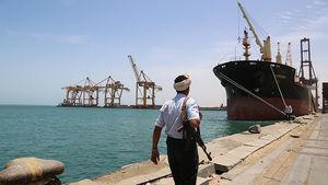 خسارت های ائتلاف سعودی به زیرساختهای دریایی یمن پس از ۴ سال جنگ/ تنها راه رسیدن کشتی امید به ساحل یمن در آستانه بسته شدن + تصاویر و نقشه میدانی