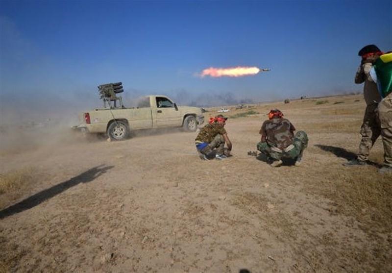 احتمال حملات گسترده موشکی آمریکایی ــ صهیونیستی به نیروهای الحشد الشعبی در مرز سوریه