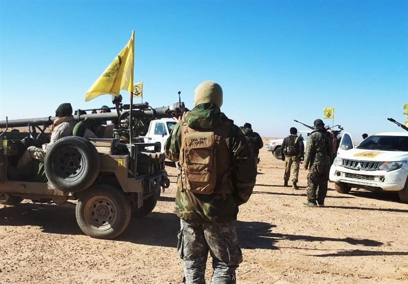 شلیک موفق یگان موشکی فاطمیون در سوریه +فیلم