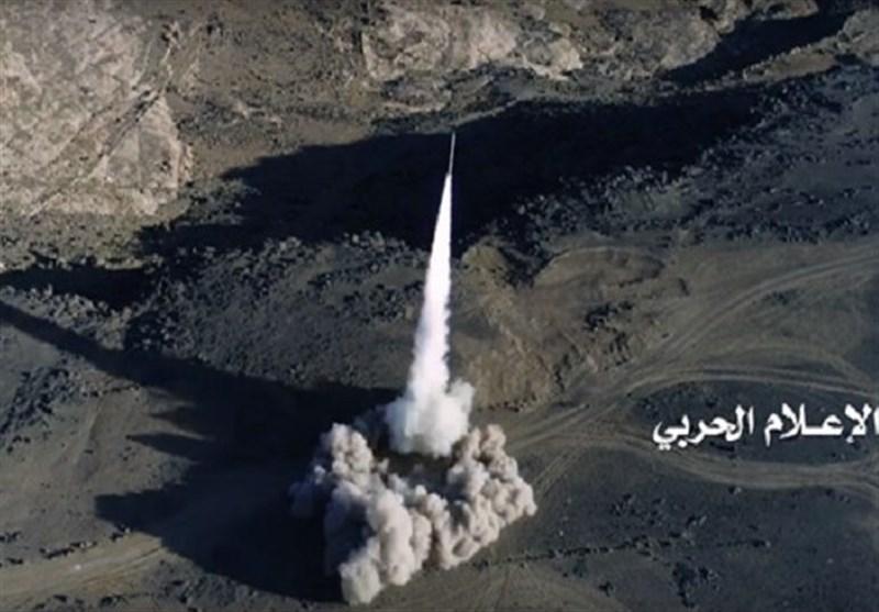 تحولات یمن|حمله موشکی نیروهای یمنی به مواضع ارتش سعودی و مزدوران سودانی