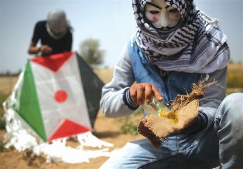 تحولات فلسطین|چشمانی که در زندان جا ماند؛ اسرائیل از بادبادک به اندازه موشک میترسد