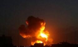 تبادل آتش بامدادی مقاومت غزه با صهیونیستها در واکنش به حملات هوایی