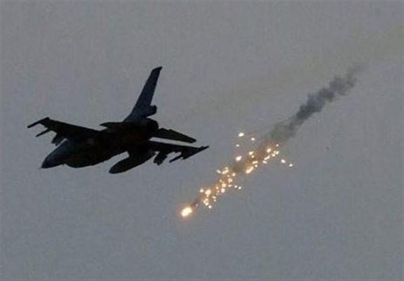 حمله جنگندههای آمریکایی به مواضع ارتش سوریه