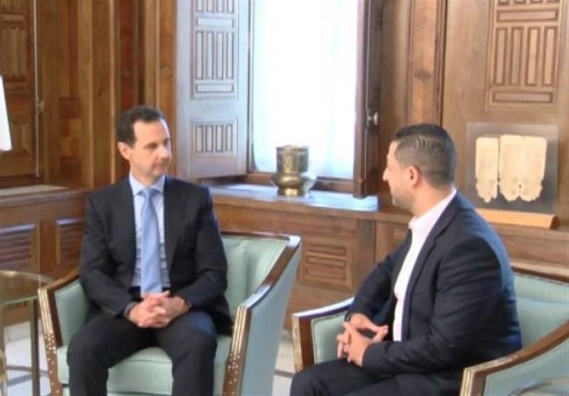 بشار اسد: ایران در دفاع از سوریه خون داده/ بهزودی به تهران میآیم/ ائتلاف ایران، سوریه و روسیه پابرجاست