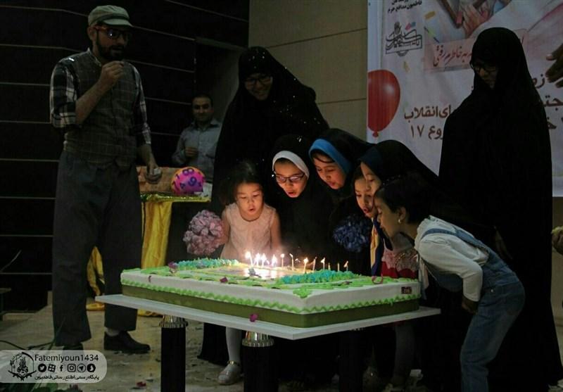 جشن تولد خردادیهای فاطمیون+تصاویر