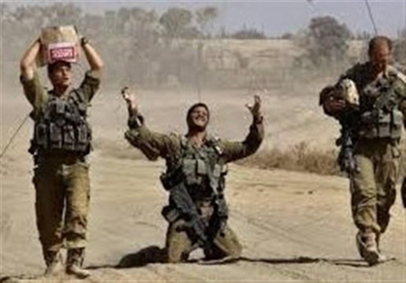 یک رسانه صهیونیست: ۵۴ درصد نظامیان ارتش اسرائیل مواد مخدر مصرف میکنند