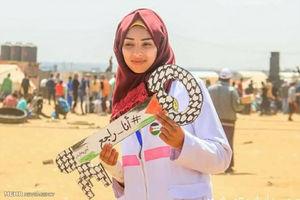 ماجرای شهادت پرستار ۲۱ ساله فلسطینی چه بود؟ +عکس