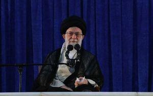 """۱۰ نکته کلیدی از سخنان امام خامنهای؛ از پاسخ موشکی تا """"برجامِ معیوب"""" و دستور هستهای"""