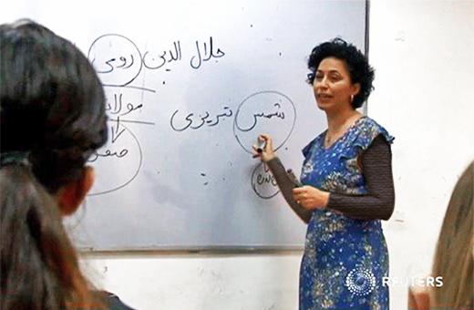 تربیت جاسوسهای فارسی زبان در یکی از مدارس اسرائیل + تصاویر