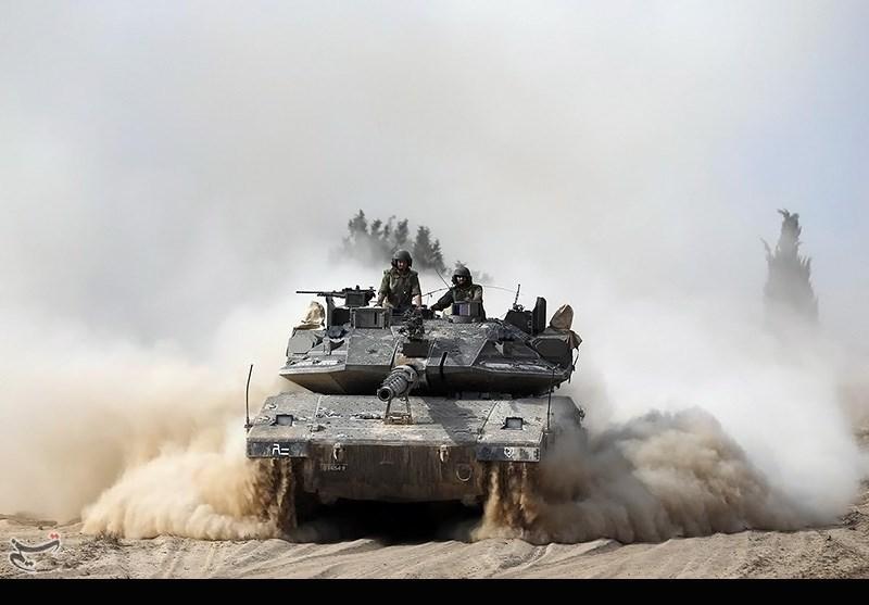 تحرکات لوجستیک و نظامی رژیم صهیونیستی در مرز با غزه؛ آیا جنگی در راه است؟