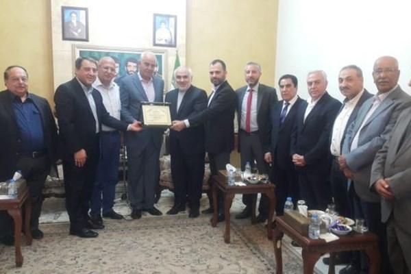نماینده جهاد اسلامی: امیدواریم با برادران ایرانی در مسجدالاقصی نماز بخوانیم
