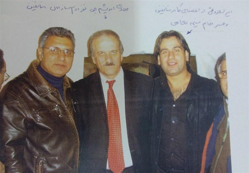 هویت ۲ ایرانی بازداشت شده در بلژیک/ عضویت در سازمان منافقین و عکس یادگاری با مهدی ابریشمچی + عکس و جزئیات