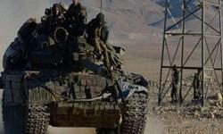ارتش سوریه در غرب درعا به خط دفاعی اصلی گروه همپیمان با «داعش» رسید +نقشه
