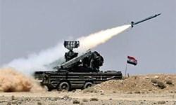 استقرار ارتش سوریه در کل مرز با اردن +نقشه