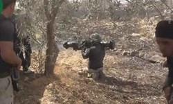 کشف سلاحهای مرگبار فرانسوی در جنوب سوریه+عکس
