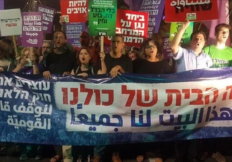 گزارش | «قانون یهودی سازی» اسرائیل؛ قانونی برای اضمحلال و فروپاشی داخلی