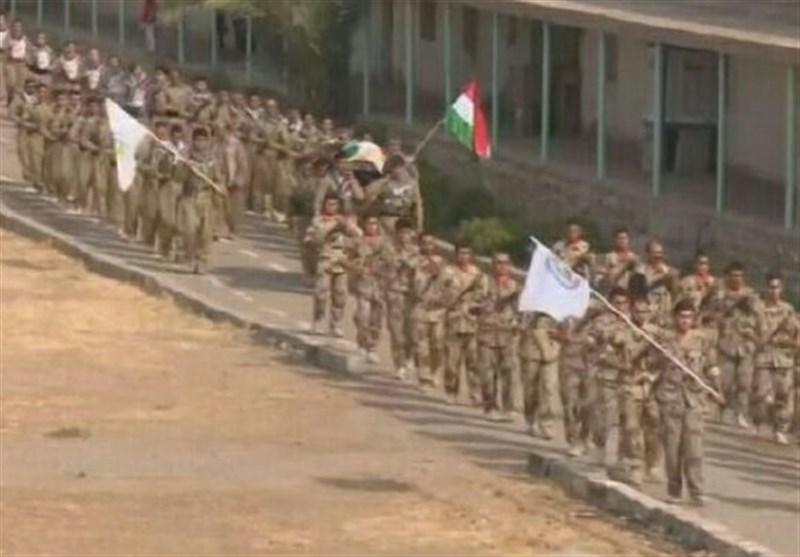 گزارش |تحرکات جدید گروهک دموکرات کردستان علیه ایران؛ جولان تروریستها در خاک اقلیم کردستان عراق + فیلم