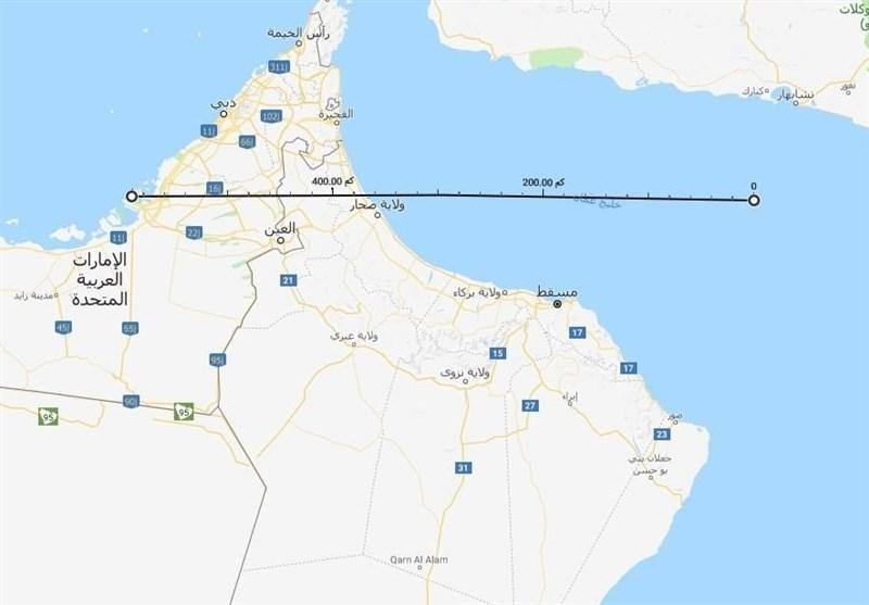 سه مسیر احتمالی پرواز پهپاد «انصارالله» برای هدف قرار دادن فرودگاه ابوظبی