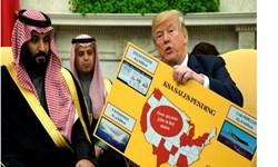 ترامپ احیای «ناتوی عربی» برای مقابله با فعالیتهای منطقهای ایران را دنبال میکند