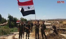 شهر قنیطره سوریه کاملا آزاد شد +عکس