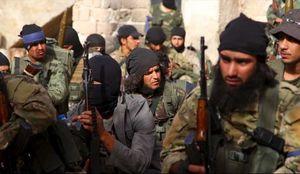 معرفی گروههای تروریستی در مناطق اشغالی شمال سوریه به تفکیک استانها + نقشه میدانی